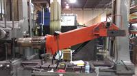 : Crane Boom: Journal Bearing Reconditioned