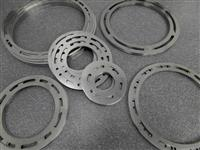 : Stainless Steel Ported Plates