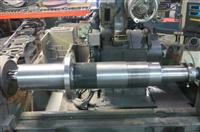River Water Strainer Shaft Repair: